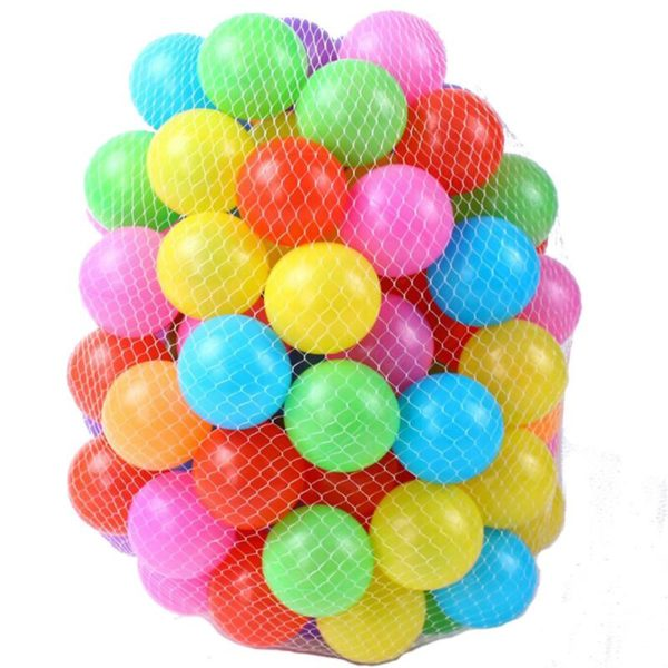Plastic Water Pool Balls