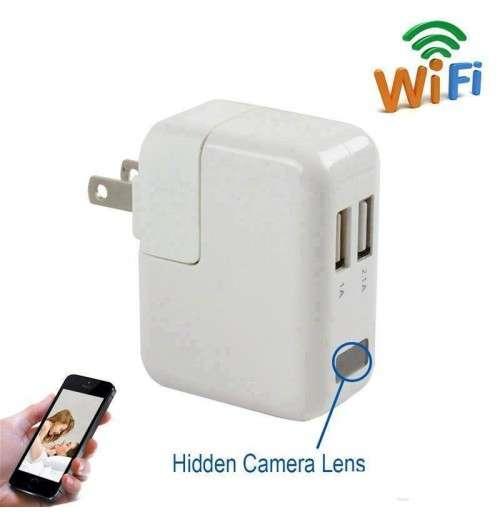 WIF/ IP Adaptor HD Hidden Camera