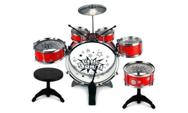 Rock Drums Set for Baby
