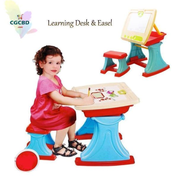 Learning Desk & Easel