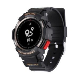 NO.1 F6 Smartwatch - IP68 Waterproof