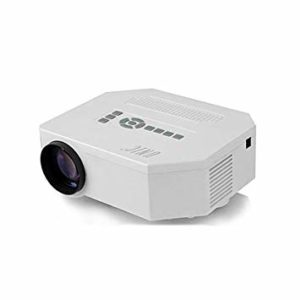 UC30 - Mini Portable LED Projector - White UC30 - Mini Portable LED Projector