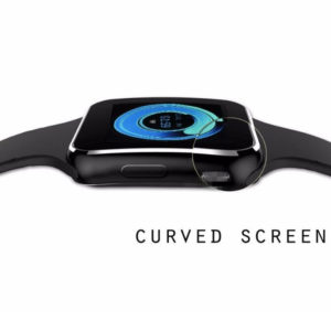 X6 Curved Screen Smart Watch