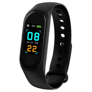 M3 Smart Band IP67 Blood Pressure Monitor