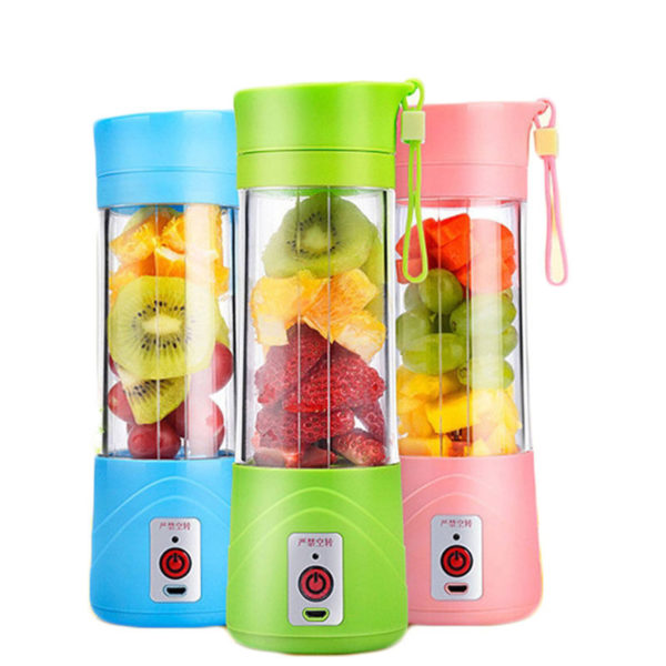 Portable Rechargeable Blender