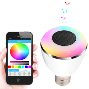 Smart Bulb with Speaker