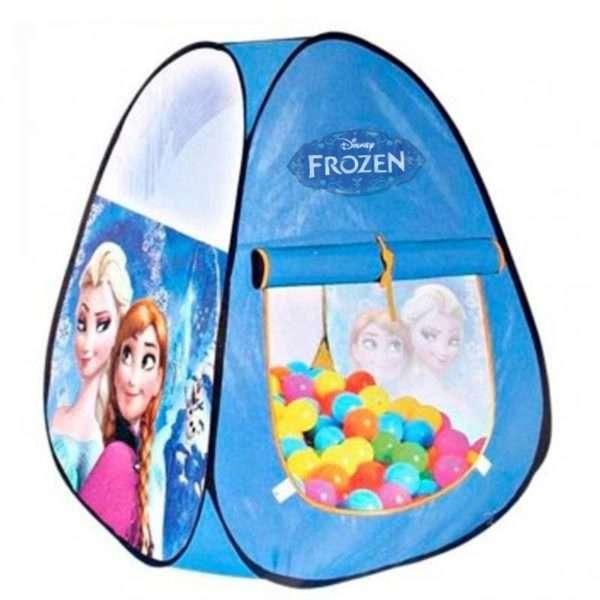 Kids Adventure Frozen Fever Ball House