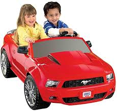 plastic rechargeable car for kids