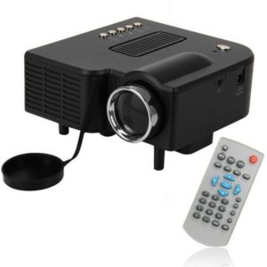 UC28 - Mini Portable LED Projector