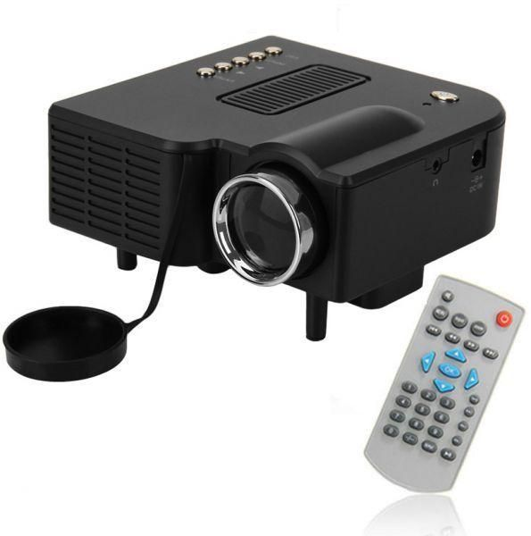 UC28 - Mini Portable LED Projector
