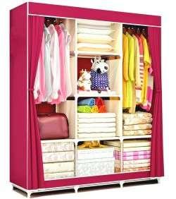 Wardrobe Storage Organizer for Clothes