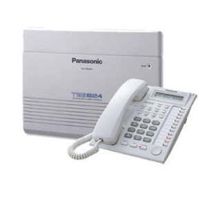 Panasonic KX-TES824 Voice Guidance 8 Lines PABX Intercom