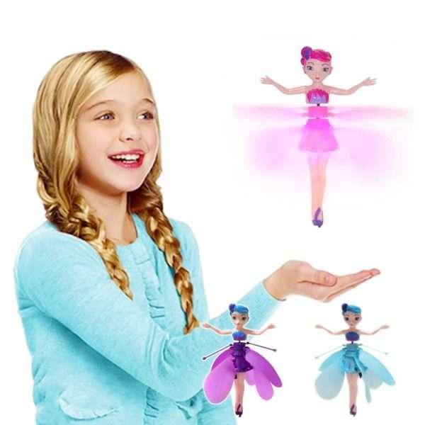Flying Fairy Doll
