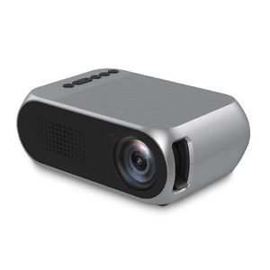 YG320 Mini Portable LED Projector 1080P Support Max 80 inch