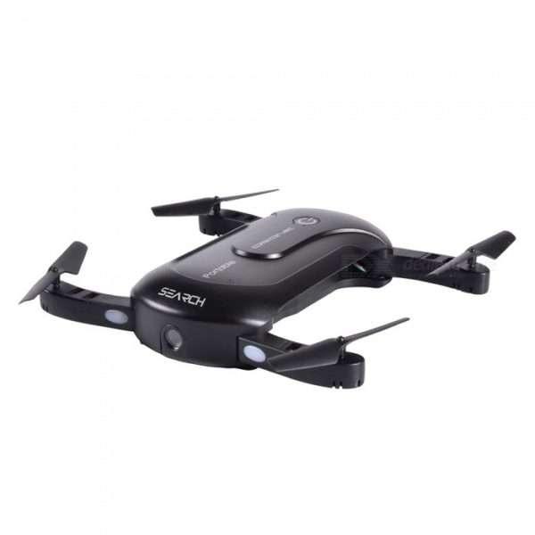 Fold F036 WiFi FPV Headless Foldable Selfie Drone