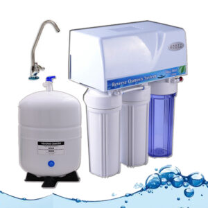 5-Satge RO 75 GPD Water System