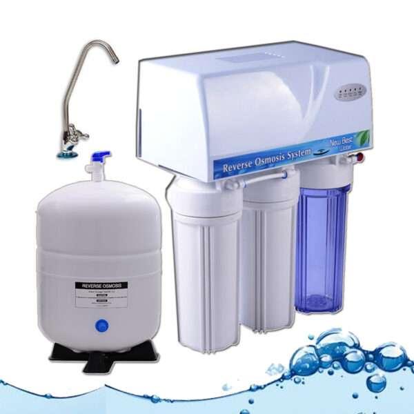5-Satge RO 75 GPD Water System